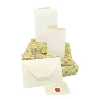 Fabriano Medioevalis - Portrait Folded Card