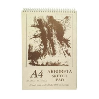 Arboretta Sketch Book