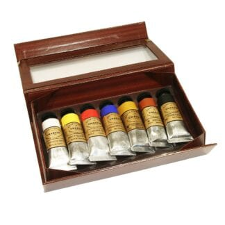 Charvin Bonjour Set of 7 Fine Oil Colours