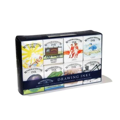 Winsor & Newton Ink Introductory Sets