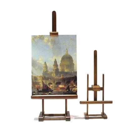Straight Easel