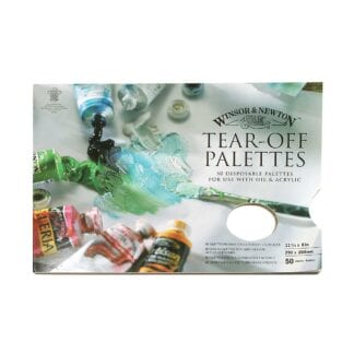 Winsor & Newton Tear Off Palette